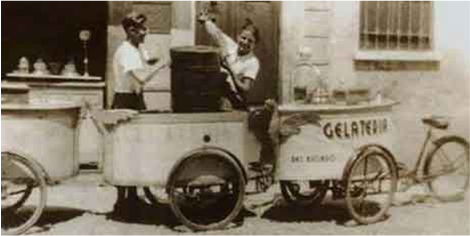 carretto gelati