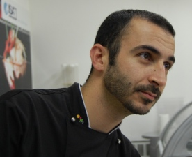 Condirettore laboratorio Ruben Pili
